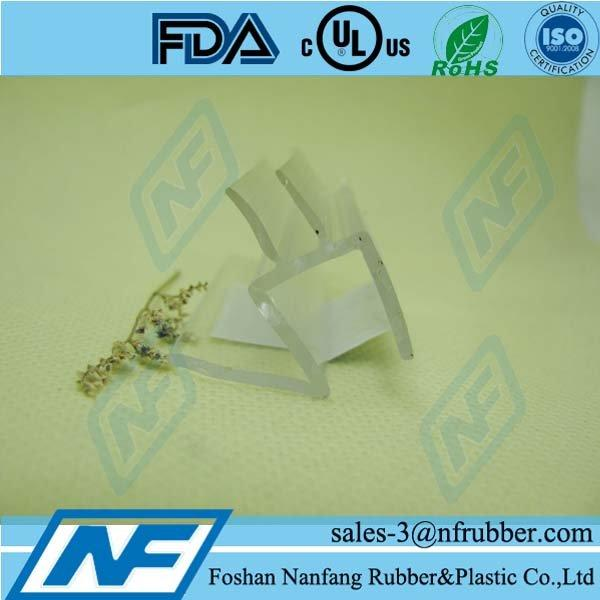 waterproof seal tape co-extrusion plastic h profile