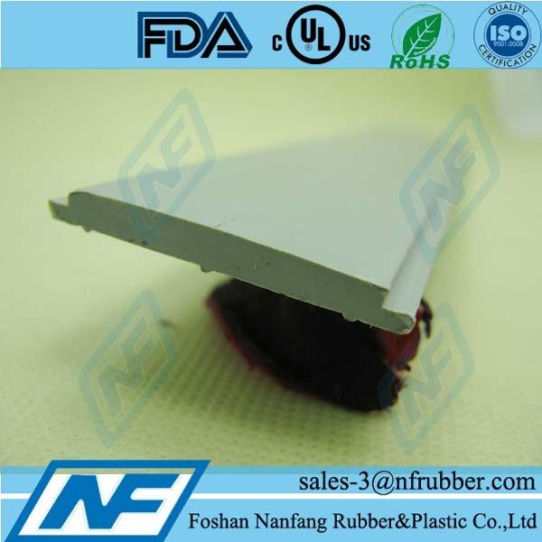 Rigid corner protector plastic seal for sale