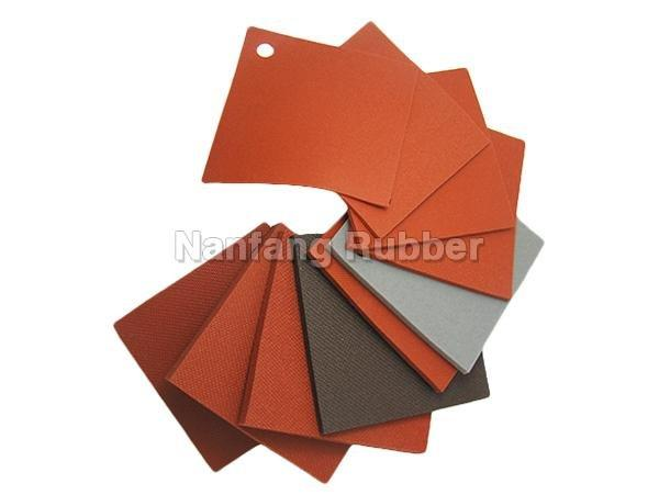 NF2014021 Silicone Foam Sheets Of 8-10mm
