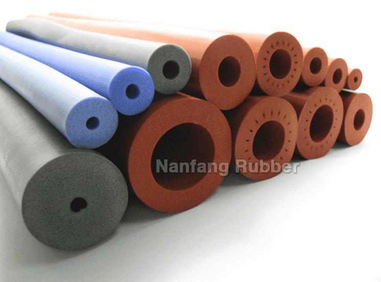 high pressure silicone lower fuser roller