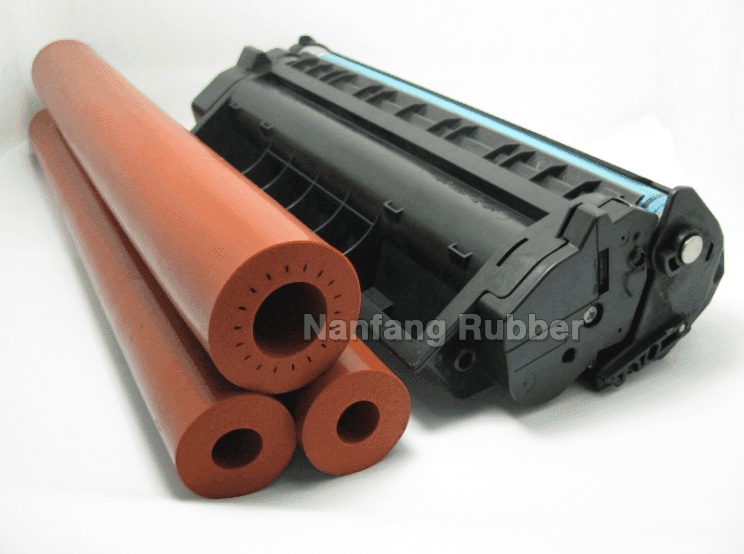 For sale silicone soft foam rubber tube for copier
