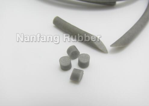 spugna siliconica sigillo cordone di gomma