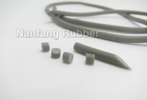 solidi cavi di spugna al silicone per sigillare