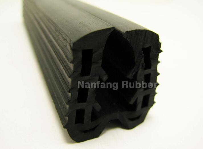 glass window rubber seal strip