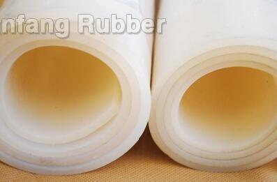 Commestibile silicone sottile Foglio di gomma