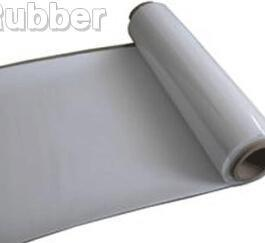 Silicone trasparente spessore della lamiera 2 millimetri