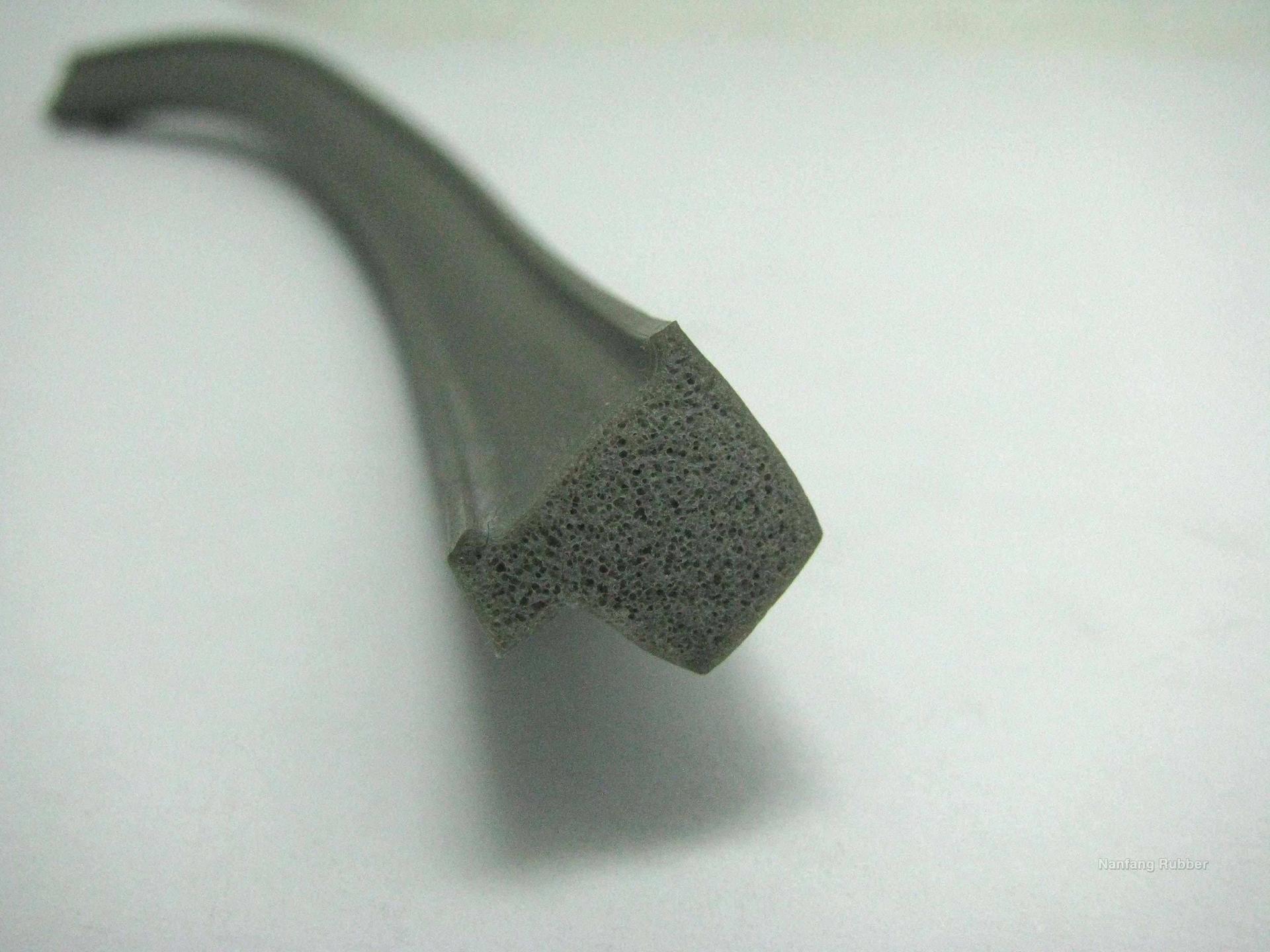 speciale grigio forma della gomma di silicone Cavo