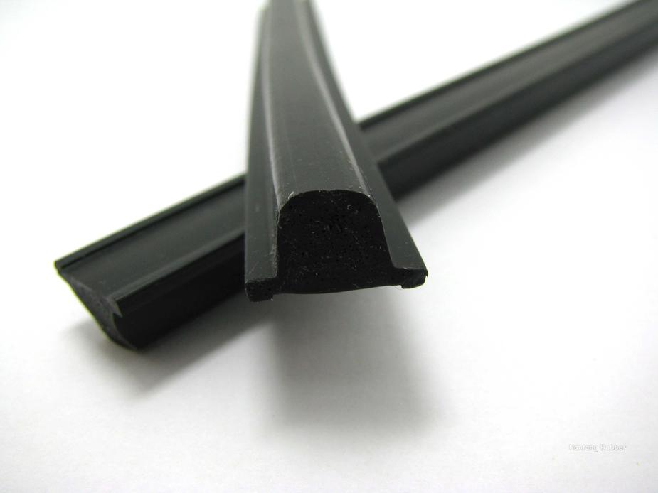 silicone sottile striscia della guarnizione spugna